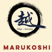 Marukoshi japanski restoran
